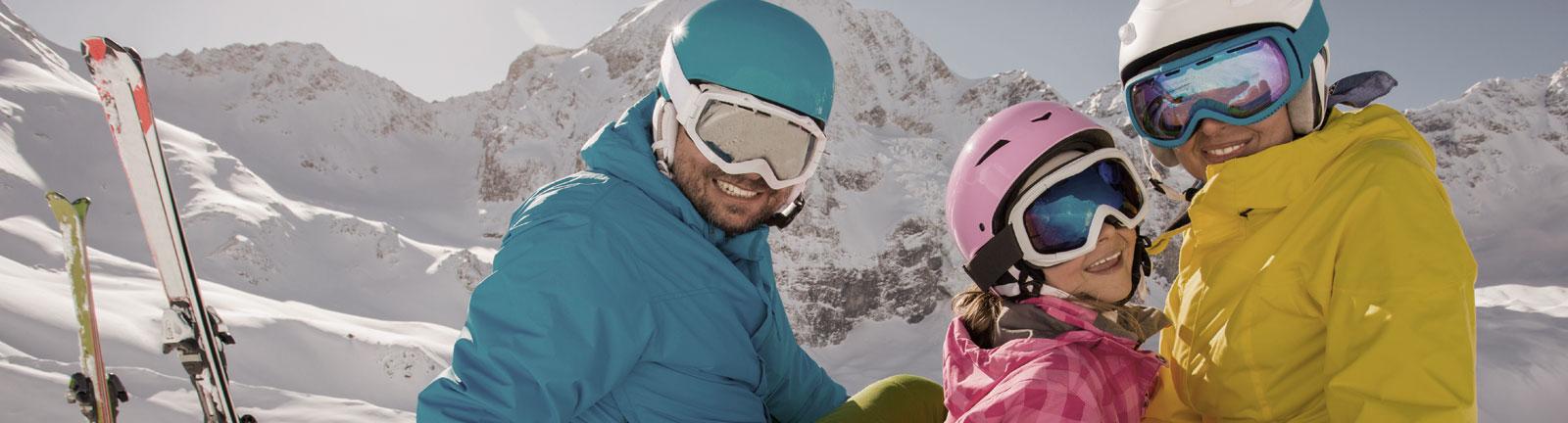 Kinder skibrillen