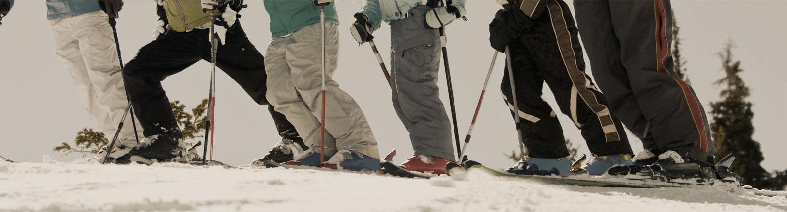 Kinder ski's