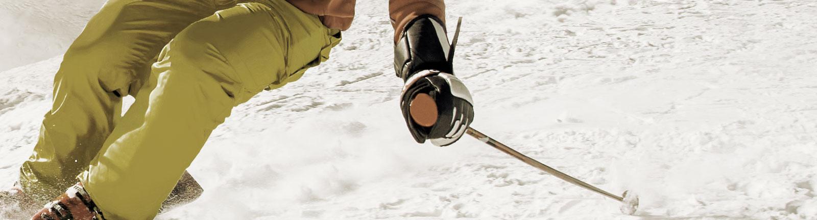 Skihandschoenen kinderen