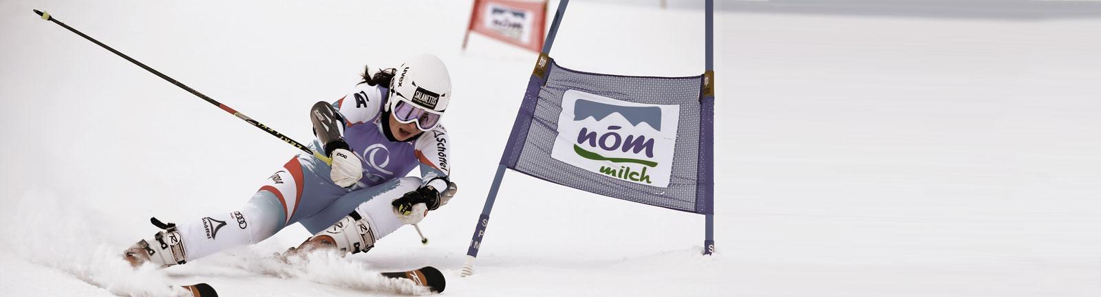 Slalom ski's