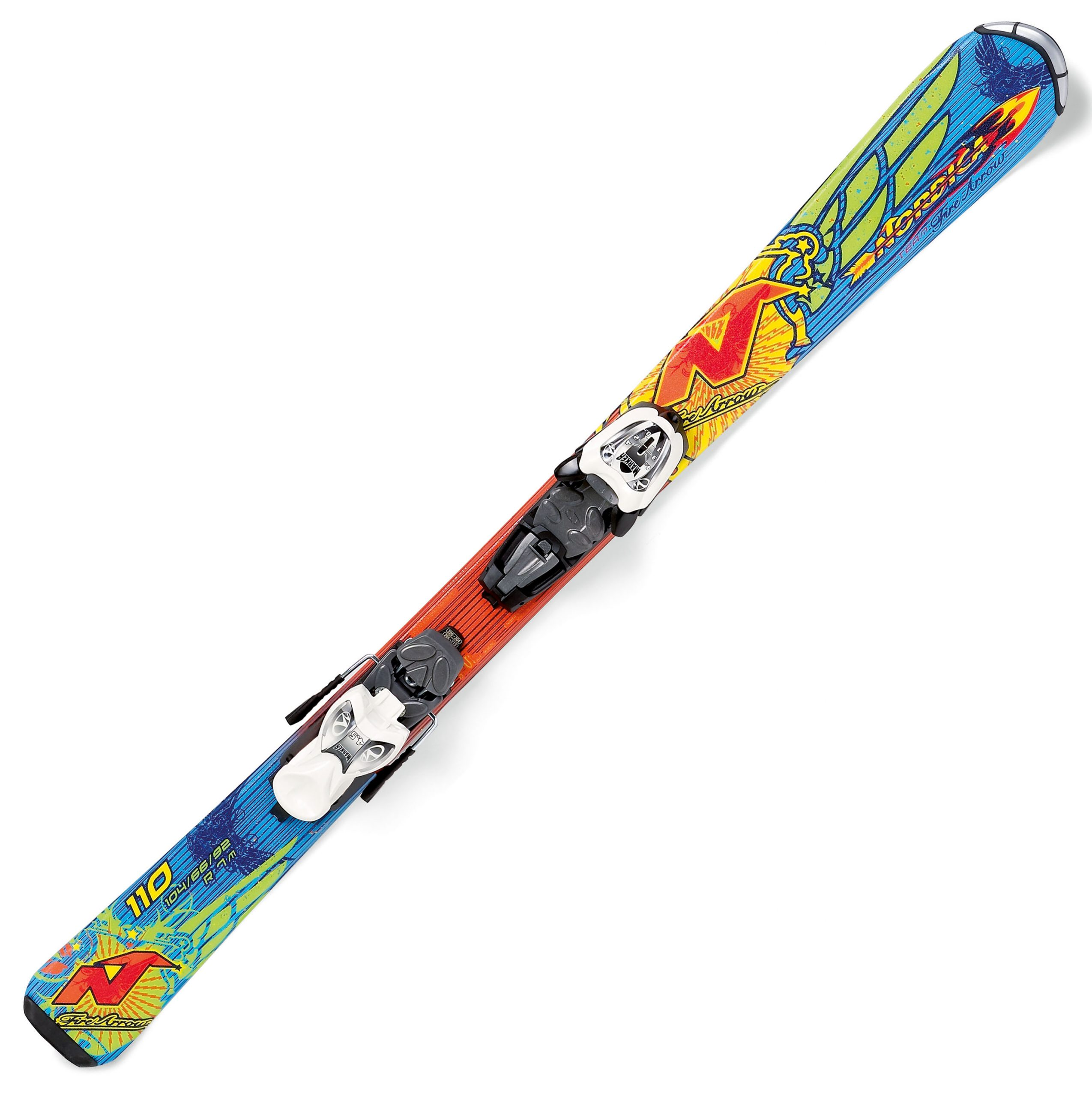 Nordica Fire Arrow Team Jr-0