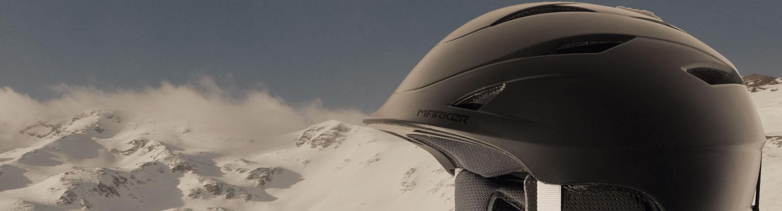 Marker Skihelmen