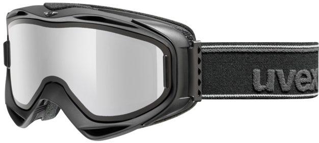 Uvex G.GL 300 Take Off skibril met voorzetlens