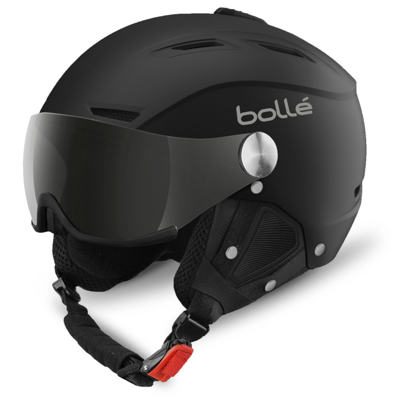 Bollé backline visor soft black silver