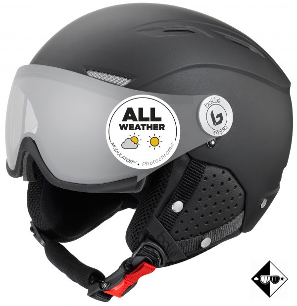 Bollé Backline Visor Modulator Photochromic-3394
