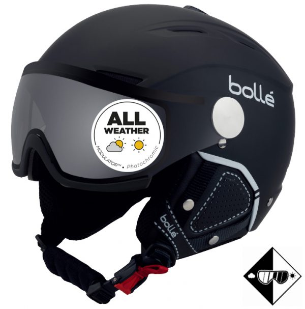 Bollé Backline Visor Modulator Photochromic-0
