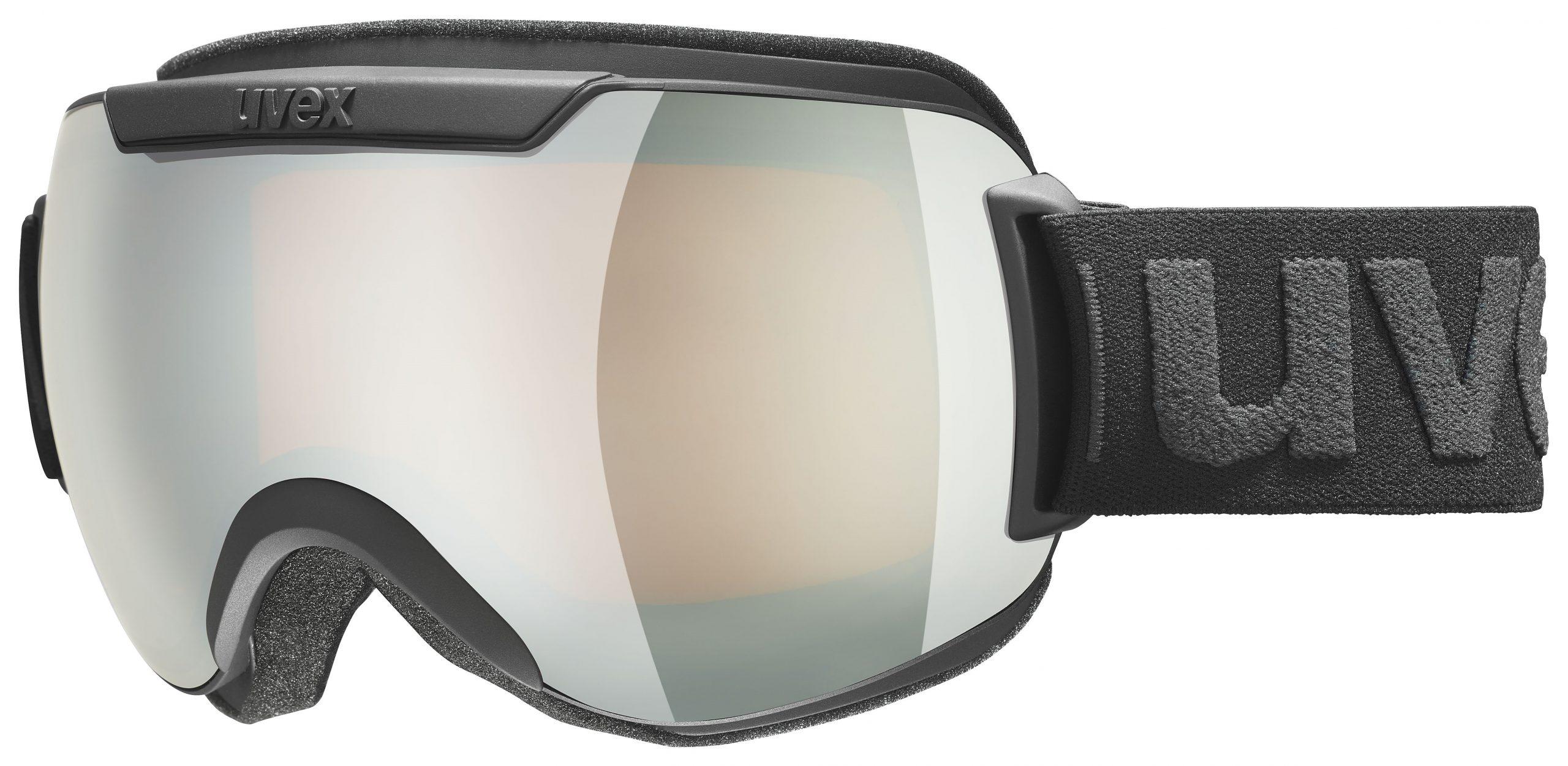 Uvex Downhill 2000 FM mirror silver lasergold lite S3 2430