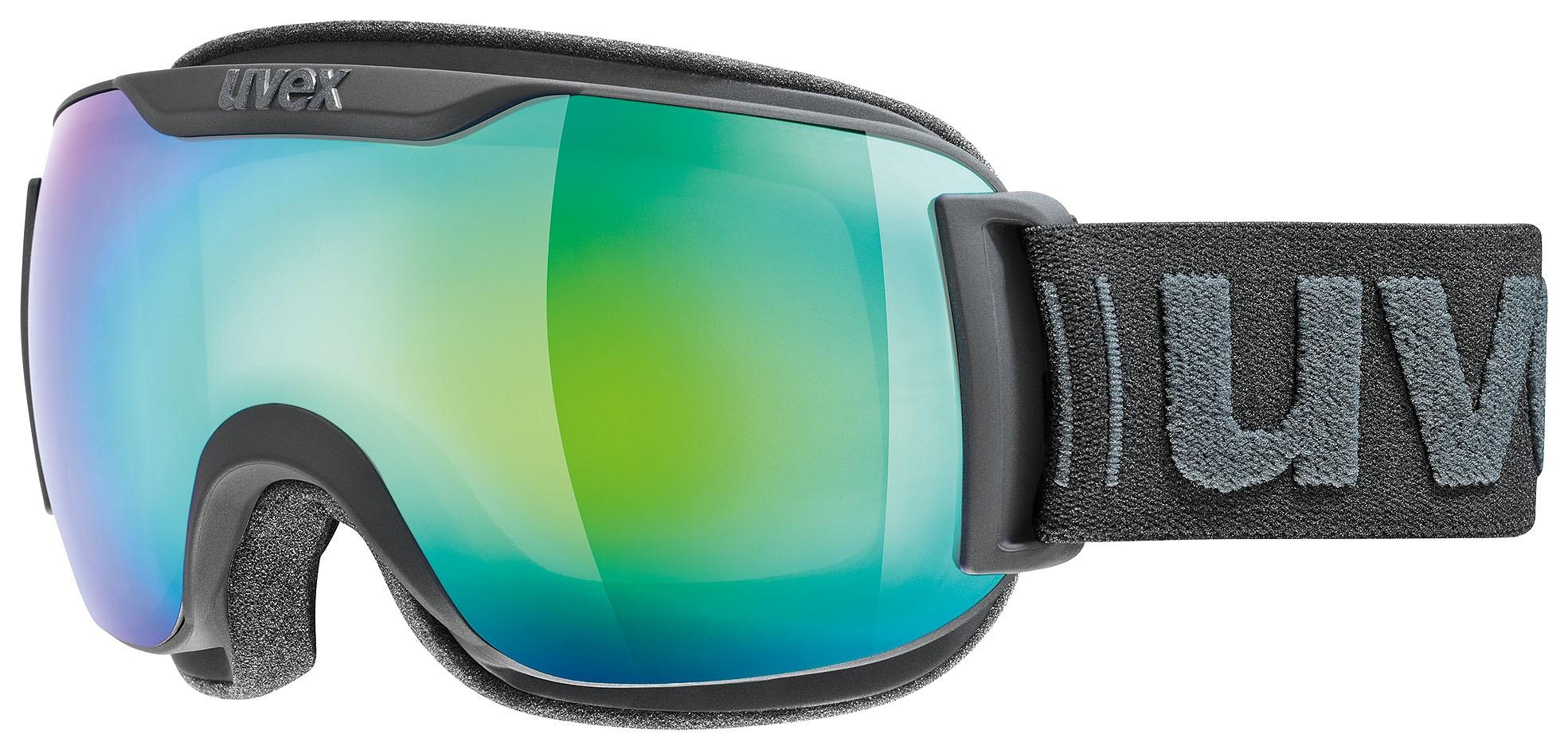 Uvex Downhill 2000 Mirror Green Lasergold Lite S3 2330