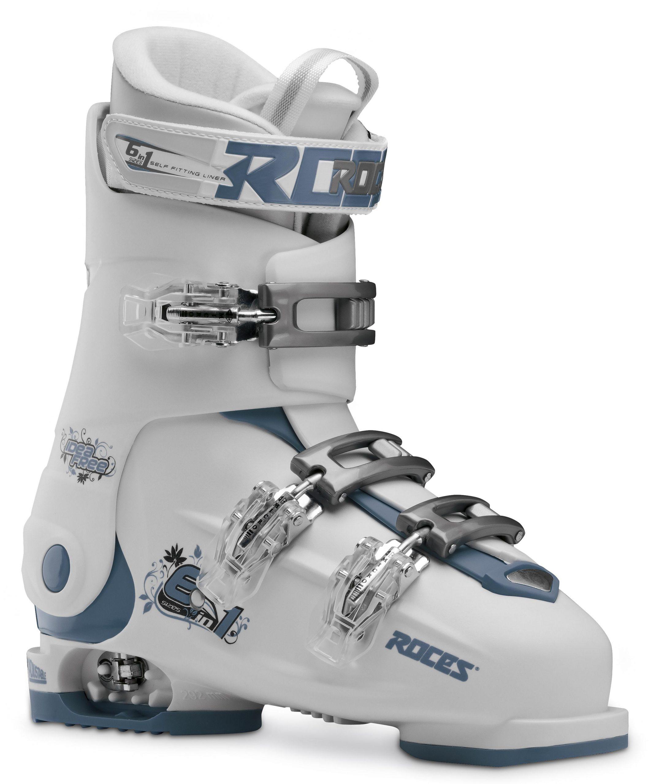 Roces Idea Free White Teal 36-40