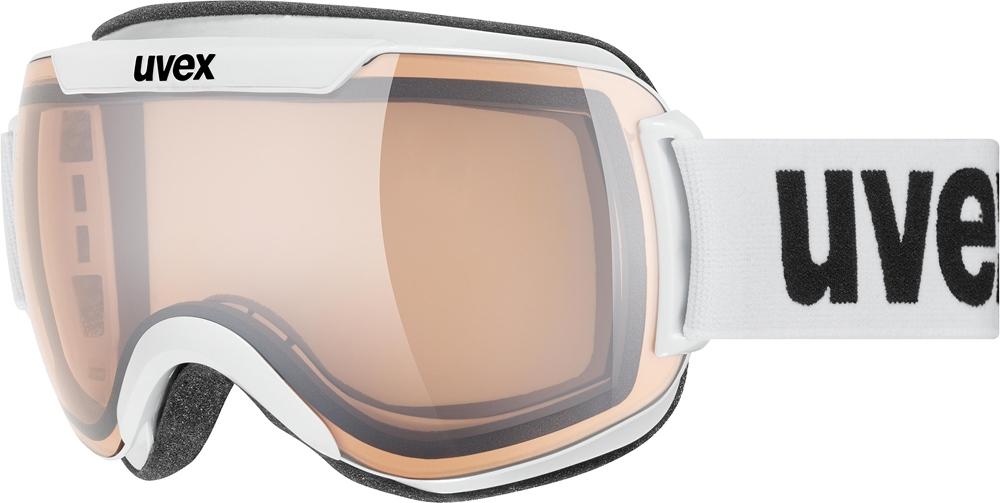 Uvex Downhill 2000 V White Mirror Silver 1030