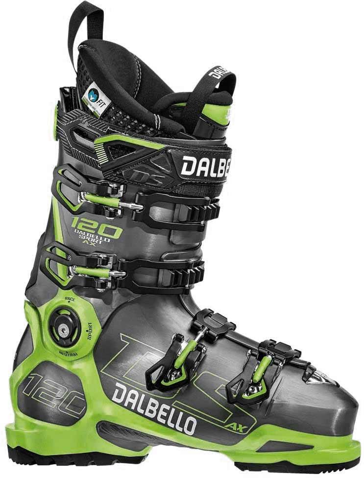 Dalbello DS AX 120 skischoenen groen antraciet