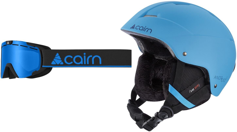 Cairn Android Junior + Scoop mat black blue