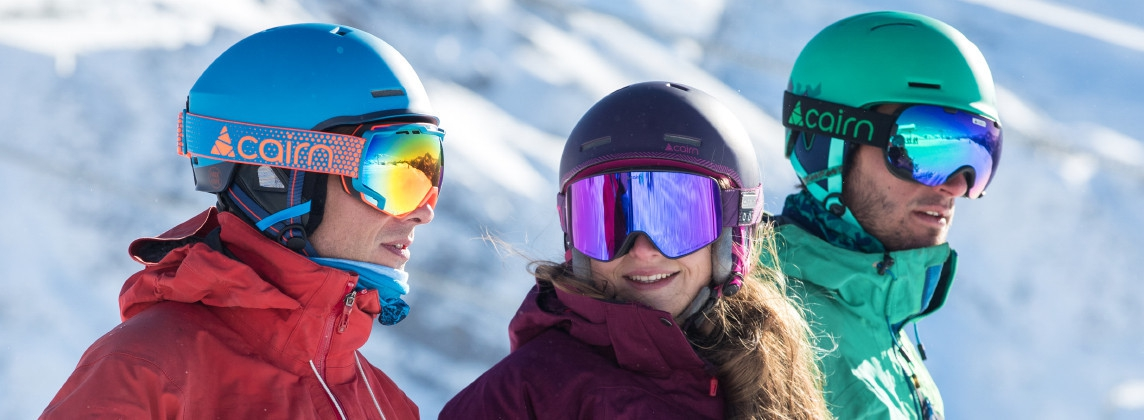 Cairn skihelmen