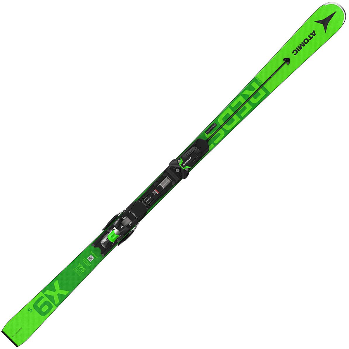 Atomic RedSter X9 2021 race carve ski 2021