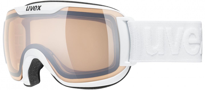 Uvex Downhill 2000 V Small White Mirror Silver 1030 damesskibril goggle