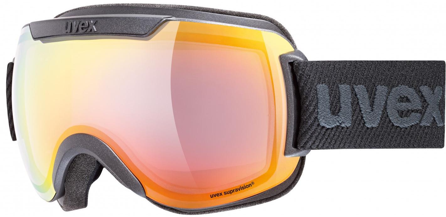 Skibril Goggle Uvex Downhill 2000 full mirror rainbow